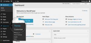 Come installare un tema WordPress
